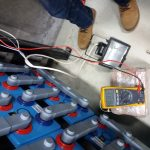 pengecekan battery